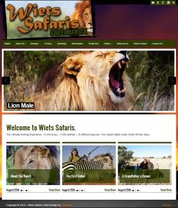 Wiets Safaris Link