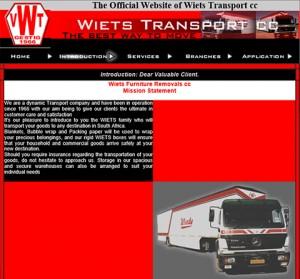 Wiets Transpor tLink